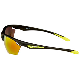 Rudy Project Stratofly Glasses Matte Black/Multilaser Orange